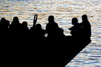Mindestens 37 Menschen sterben bei Schiffsunglück im Kongo