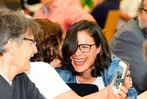 Fotos: Jubel und Enttäuschung bei der Bekanntgabe des Wahlergebnis in Freiburg