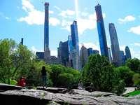 Wem gehört New Yorks Skyline?
