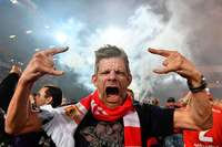 Union macht den Aufstieg perfekt und schickt den VfB in Liga zwei