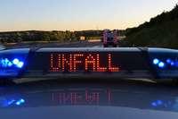 Falschfahrer verursachte Unfall mit mehreren Verletzten auf A5 bei Riegel