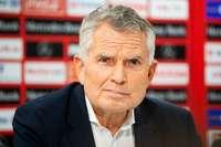 VfB-Boss Dietrich nach Abstieg angeschlagen – Stuttgart vor ungewisser Zukunft