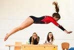 Fotos: Meisterschaft der Turnerinnen des TuS Bonndorf