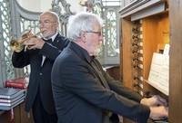 Festliche Trompetengala in St. Landelin mit Claude Rippas und Friedrich Fröschle