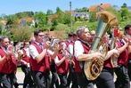 Fotos: Großer Jubiläumsumzug in Wellendingen