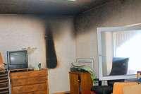 Feuerwehr verhindert größeren Brand in Rheinfelden