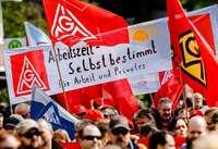 Polizei erwartet Staus wegen Autokorso der IG Metall in Freiburg