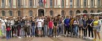 Lahrer Schüler in Toulouse