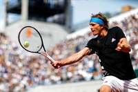 Psychospielchen und Fluch-Attacken: Alexander Zverev im Viertelfinale der French Open