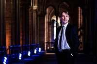 Olivier Latry spielt an der Hauptorgel der Notre-Dame-Kathedrale