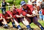 Fotos: Deutsche Tauzieh-Meisterschaft in Wieden