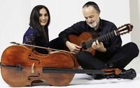 Ariana Burstein und Roberto Legnani geben Konzert in der Kirche St. Agathe in Schopfheim