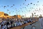 Fotos: Millionen Muslime feiern Ende des Fastenmonats Ramadan