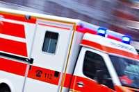 Drei Radler bei Sturz in Schopfheim verletzt