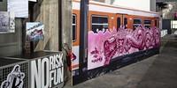 """Die Ausstellung """"Revolte! Creative Urban Art"""" in Balingen erinnert an bewegte Zeiten"""