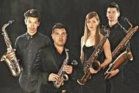 The Mana-Saxophone Quartet zu Gast in Badenweiler