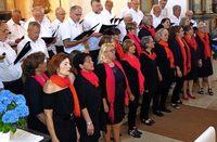 Lieder von Sklaven und Songwritern, von Abba und aus Opern
