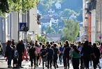 Fotos: Lörracher Stadtlauf mit 3000 kleinen und großen Startern