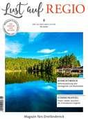 """Abonnement des Magazins """"Lust auf REGIO"""" mit BZ-Card-Vorteil"""