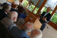 Ballrechten-Dottingen verabschiedet Bürgermeister a. D. Fehrenbach