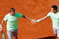Kevin wer? Andreas wie? – ein kaum bekanntes deutsches Doppel steht im Finale der French Open