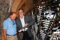 Eine Rumpelkammer wurde zum Weinarchiv der Winzergenossenschaft Bötzingen