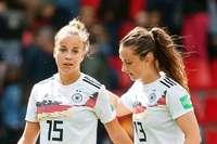 Deutschland siegt zum WM-Start – dank Giulia Gwinn und fußballerischer Frühreife