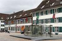 Kurator Samuel Leuenberger bringt mit dem Art-Parcours in Basel Kunst in die Stadt
