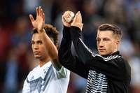 8:0-Kantersieg der deutschen Nationalelf gegen Estland