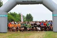 Beim Hochdrei-Lauf dürfen maximal 1400 Starter antreten