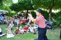 """Die Caritas-Außenstelle in Zell lädt zum """"Picknick im Park"""""""