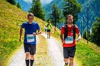Für krebskranke Kinder joggen zwei Männer von Kandern bis zum Titisee
