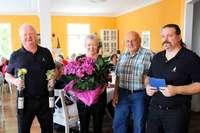 Senioren treffen sich zum letzten Stammtisch