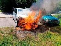 Gleich zwei Autobrände in Emmendingen