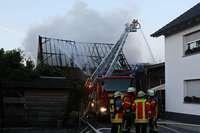 Nach den Scheunenbränden in Herbolzheim gibt's eine zweite Hilfsaktion für Betroffene