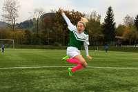 In Heuweiler trainieren 40 Mädchen in den Jugendmannschaften