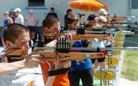 Nordic Walking und Schießen in Kippenheim: Jeder kann es ausprobieren