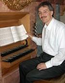 Organist Dieter Lämmlin vertritt Dominik Cerrito bei der nächsten Marktmusik in St. Michael in Schopfheim
