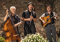 Trio Chotsch setzt Veranstaltungreihe in der Kulturscheune im Wehrer Enkendorf fort