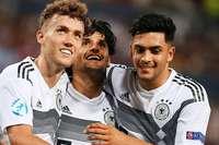 SC-Stürmer Luca Waldschmidt schießt bei Kantersieg der U21 drei Tore