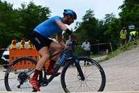 Video: So kämpfte der Ultra-Biker Kai Saaler aus Hasel um den Weltrekord