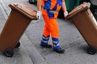 Rheinfelden: Mann wird von Mülltransporter erfasst
