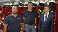 Umbauarbeiten am Feuerwehrgerätehaus abgeschlossen