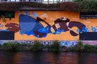"""""""Graffiti besteht hauptsächlich daraus, dass man sich nimmt, was man will"""""""