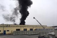 Herbolzheimer Feuerwehr muss nach Lagerhallen-Brand ausrücken