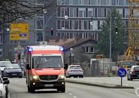 Diskussion im SWR-Studio Freiburg zur Situation der Rettungskräfte am Unfallort