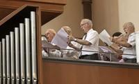 Nur drei Chorleiter in 50 Jahren