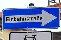 Freie Wähler fordern mehr Einbahnstraßen zwischen Klinikum und Bahnhof