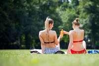 Wie Deutschland den bisher wohl wärmsten Tag des Jahres verbringt