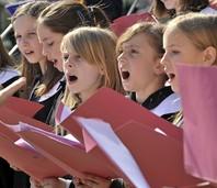 Chorverband Hochrhein veranstaltet Liederabend im Bad Säckinger Schlosspark